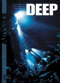 Deep T1 : Alpha prédateurs (0), bd chez Soleil de Betbeder, Pietrobon, Martinez