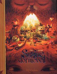 Susine et le Dorméveil T1 : Dans le monde d'Avant (0), bd chez Soleil de Enna, Lefèvre