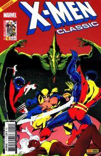 X-Men (revue) – Classic, T1 : Terre mortelle (0), comics chez Panini Comics de Claremont, Byrne, Golden, Smith, Oliver, Wein, Mouly, Wein