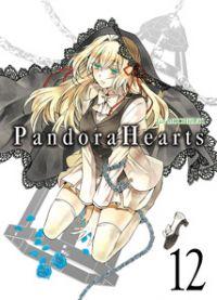Pandora Hearts T12, manga chez Ki-oon de Mochizuki