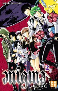 Enigma T2 : , manga chez Kazé manga de Sakaki