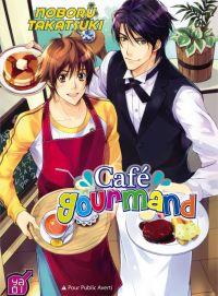 Café gourmand, manga chez Taïfu comics de Takatsuki
