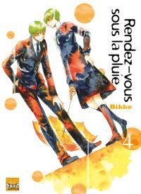 Rendez-vous sous la pluie T4, manga chez Taïfu comics de Bikke