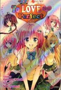 To Love  Perfect, manga chez Tonkam de Hasemi, Yabuki