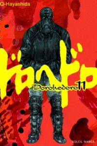 Dorohedoro T11, manga chez Soleil de Hayashida-Q