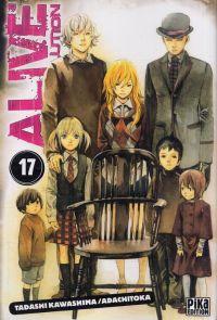 Alive - Last evolution  T17, manga chez Pika de Adachi, Kawashima