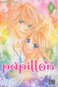 Papillon T2, manga chez Pika de Ueda