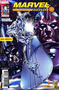 Marvel Universe - Hors Série T12 : Renaissance - Silver Surfer (0), comics chez Panini Comics de Pak, Coello, Segovia, Tolibao, Quintana, Pagulayan