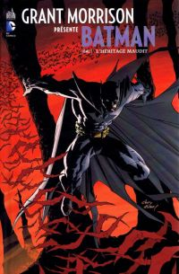Grant Morrison présente Batman T1 : L'héritage maudit (0), comics chez Urban Comics de Morrison, Kubert, Van Fleet, Williams III, Major, Stewart