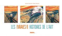 Les (vraies!) histoires de l'art!, bd chez Editions Palette de