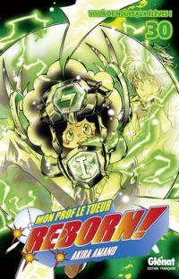 Reborn ! Mon prof le tueur T30 : Voilà de nouveaux élèves ! (0), manga chez Glénat de Amano