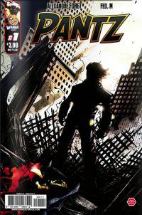 Pantz T1, comics chez Wanga Comics de Foret, FedM, Nino