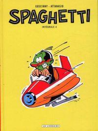 Spaghetti T4, bd chez Le Lombard de Goscinny, Attanasio