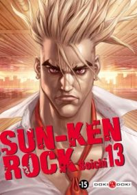 Sun-Ken Rock – Edition simple, T13, manga chez Bamboo de Boichi