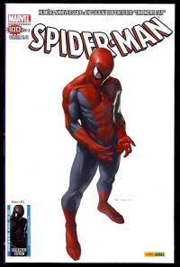 Spider-Man (revue) – V 2, T100 : Un jour de plus (0), comics chez Panini Comics de Quesada, Ellis, Aguirre-Sacasa, Straczynski, Deodato Jr, Crain, Isanove, Beredo, Djurdjevic