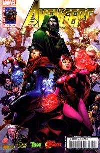 The Avengers (revue) – V 2, T4 : La croisade des enfants (0), comics chez Panini Comics de Fraction, Heinberg, Coipel, Pham, Cheung, Davis, Ponsor, Rodriguez, Martin
