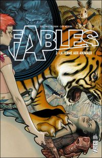 Fables – Hardcover, T2 : La ferme des animaux (0), comics chez Urban Comics de Willingham, Buckingham, Vozzo, Jean