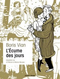 L'Ecume des jours, bd chez Delcourt de Voulyzé, Morvan, Mousse