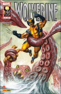 Wolverine (revue) – Revue V 2, T10 : Mythes, Monstres & Mutants (3/4) (0), comics chez Panini Comics de Aaron, Tieri, Santacruz, Guedes, Wilson, Baumann, Jusko