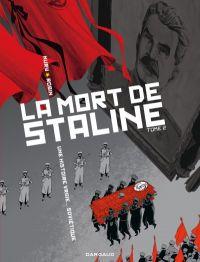 La mort de Staline T2 : Funérailles (0), bd chez Dargaud de Nury, Robin, Aureyre