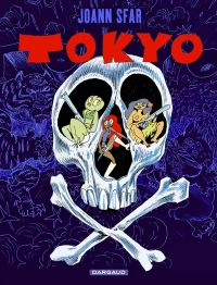 Tokyo, bd chez Dargaud de Sfar, Walter