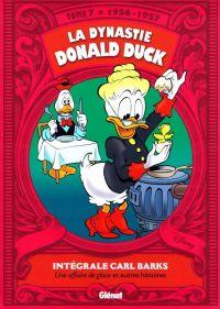 La Dynastie Donald Duck T7 : 1956-1957 (0), comics chez Glénat de Barks, Collectif