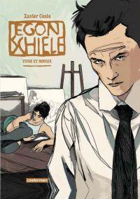 Egon Schiele : , bd chez Casterman de Coste
