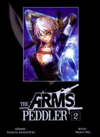 The Arms Peddler T2, manga chez Ki-oon de Nanatsuki , Night Owl