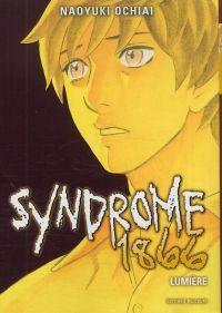 Syndrome 1866 T10, manga chez Delcourt de Ochiai