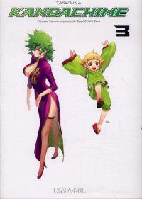 Kandachime T3, manga chez Clair de Lune de Task, Tamegai
