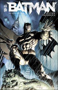 Batman – New 52, T1 : La cour des hiboux (0), comics chez Urban Comics de Snyder, Capullo, Glapion, FCO Plascencia, Lee