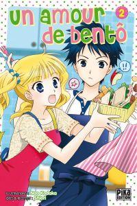 Un amour de bentô T2, manga chez Pika de Shiori_ko, Kodaka