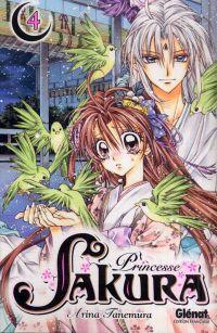 Princesse Sakura T4, manga chez Glénat de Tanemura