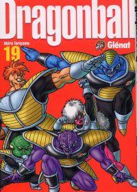 Dragon Ball – Ultimate edition, T19, manga chez Glénat de Toriyama