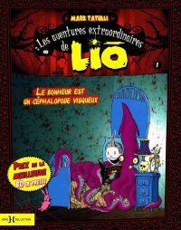 Les aventures extraordinaires de Lio : , comics chez Hors Collection de Tatulli