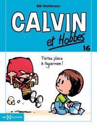 Calvin et Hobbes T16 : Faites place à Hyperman ! (0), comics chez Hors Collection de Watterson
