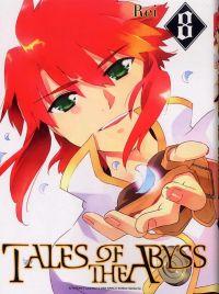 Tales of the abyss T8, manga chez Ki-oon de Rei