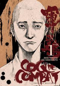 Coq de combat – réédition T1, manga chez Delcourt de Hashimoto, Tanaka