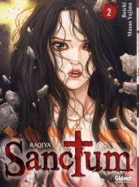 Sanctum T2 : , manga chez Glénat de Yajima, Boichi