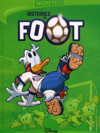 Histoires de... T6 : ...foot (0), bd chez Glénat de Collectif, Mastantuono