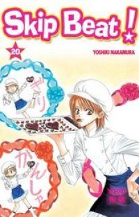 Skip beat ! T20, manga chez Casterman de Nakamura