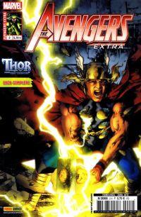 Avengers Extra T2 : Thor - Premier coup de tonnerre (0), comics chez Panini Comics de Lee, Glass, Aja, Huat, Hollingsworth, Villarubia, Anacleto