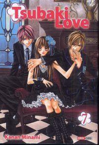 Tsubaki love T7, manga chez Panini Comics de Kanan