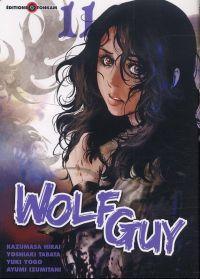 Wolf guy T11, manga chez Tonkam de Tabata, Hirai, Yogo, Izumitani