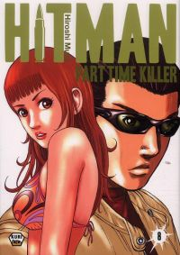 Hitman - Part time killer T8, manga chez Ankama de Mutô