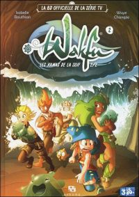 Wakfu T2 : , bd chez Ankama de Bauthian, Changjie, Studio World Wide