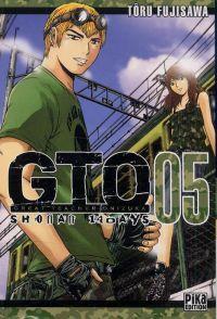 GTO - Shonan 14 days T5, manga chez Pika de Fujisawa