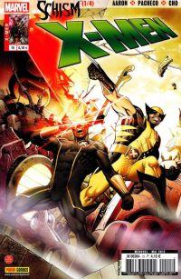 X-Men (revue) T15 : Schism (1/3) (0), comics chez Panini Comics de Aaron, Carey, Cho, Pacheco, Kurth, Smith, Keith, Reber, d' Armata