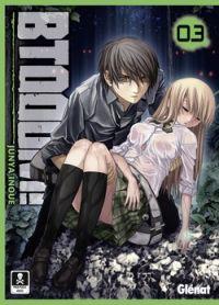 Btooom !  T3, manga chez Glénat de Inoue