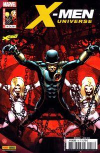 X-Men Universe – Revue V 1, T16 : La saga de l'ange noir (3/4) (0), comics chez Panini Comics de Remender, Gischler, Pierfederici, Lee, Opeña, Molina, White, Guru efx, Mckone
